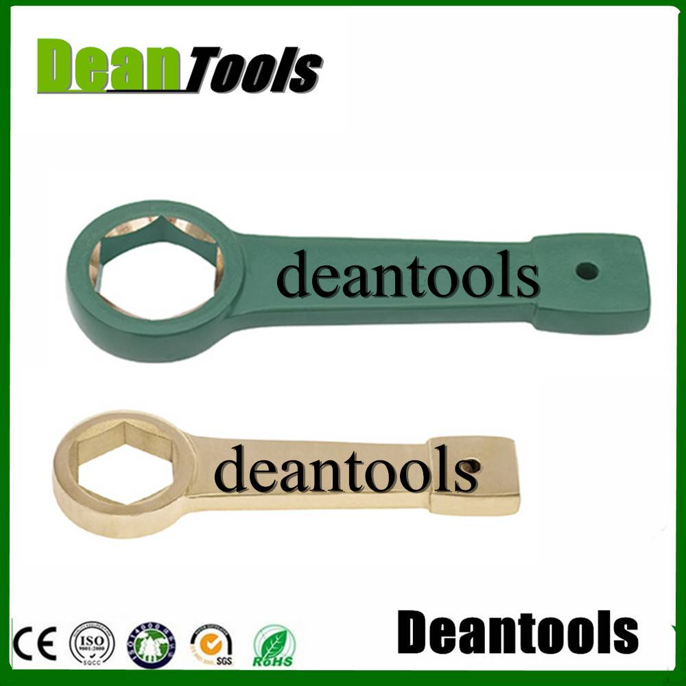 No Spark Striking hexagonal wrench 17-120mm copper alloy safety tools