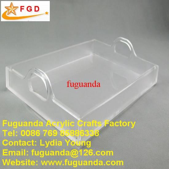 Fuguanda acrylic tray