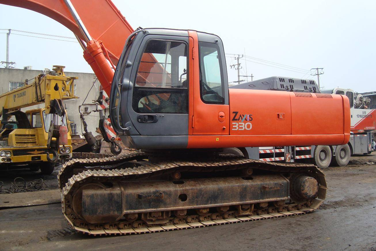 used excavator Hitachi ZX330-HHE