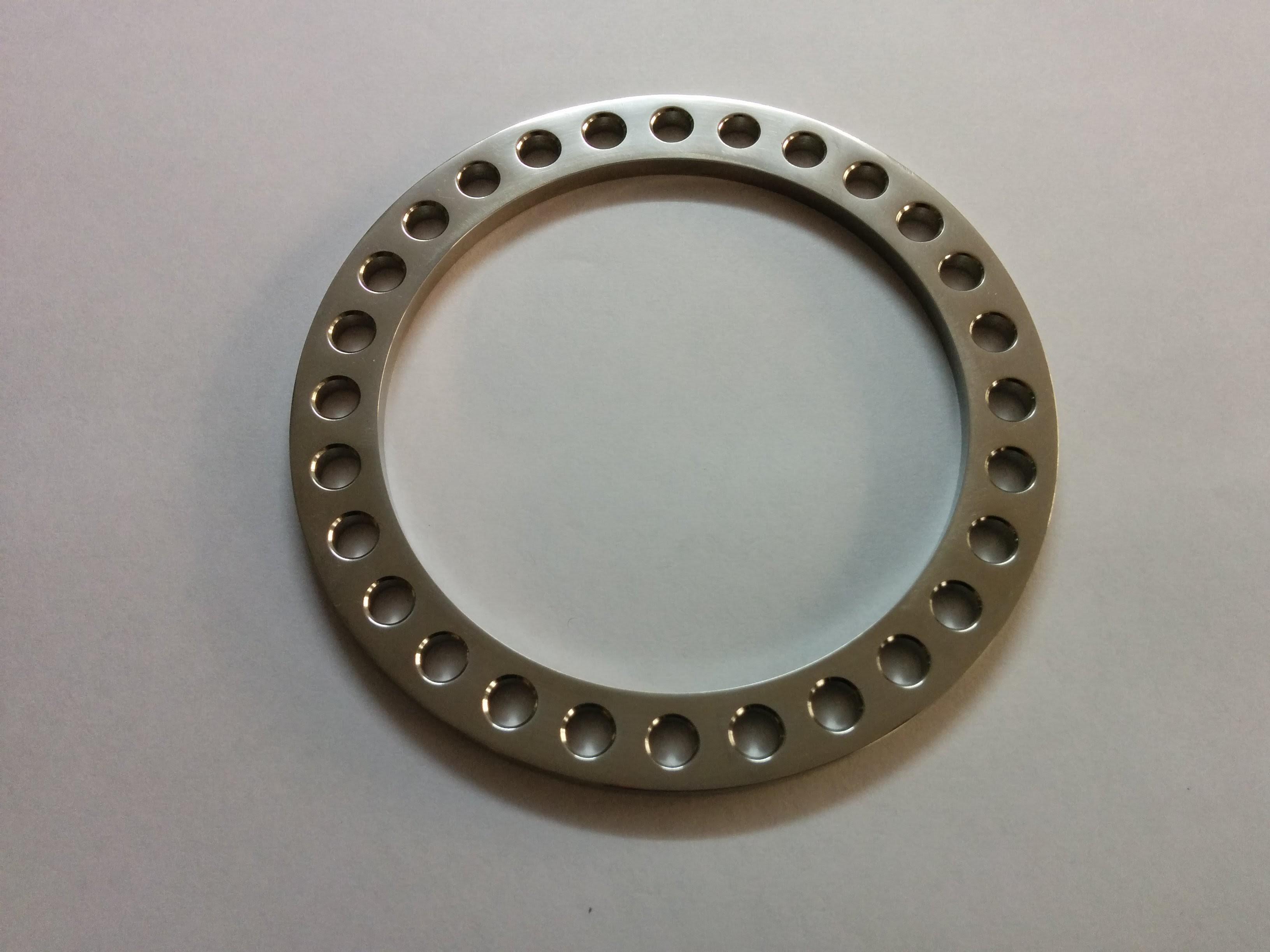 Full Ring Stainless Steel External Fixator