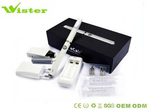 New Tank Changeable System mini Electronic Cigarette ecad