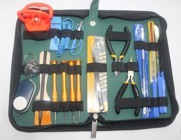 Hot sell 20 in 1 mobile phone repair tool kit