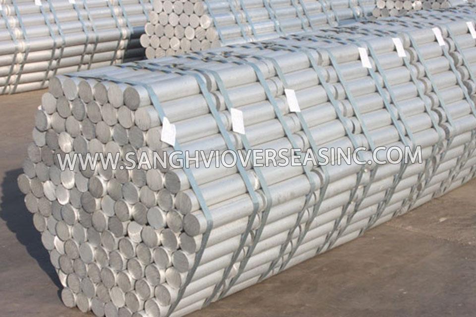 6063 Aluminium round bar suppliers