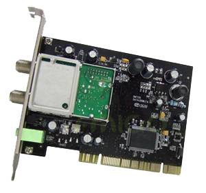 AM714S DVB-S TV Card
