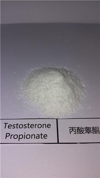 Steroid Hormone Testosterone Propionate CAS: 57-85-2