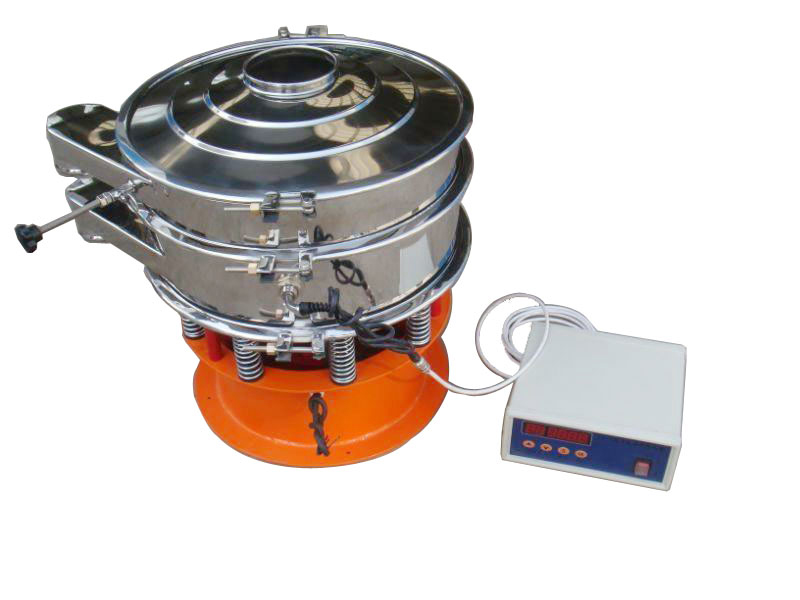 Widely used ultrasonic vibrating sieve for fine powder