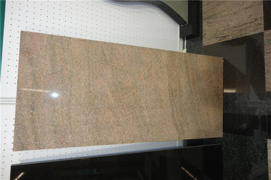 Multicolor Platinum granite slab tiles