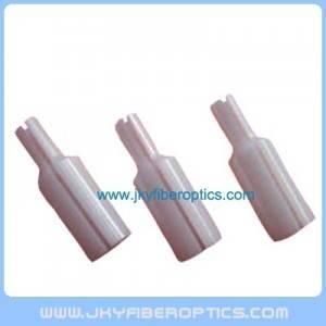 LC-SC fiber conversion zirconia sleeve