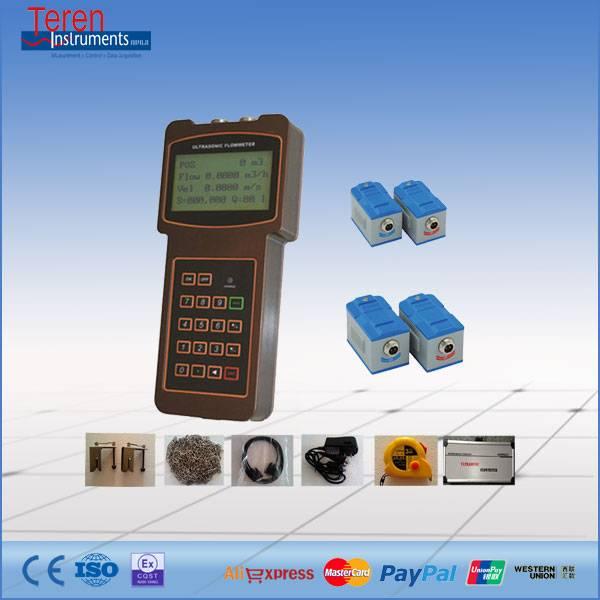 DTI-100H Hand Hold Ultrasonic Flowmeter