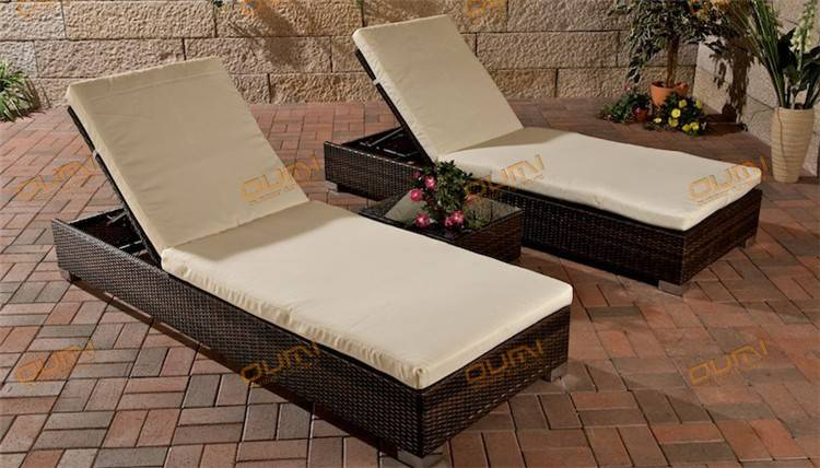 outoor furniture sunbeds OM313