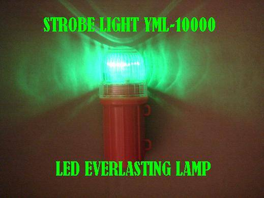 Strobe light : YML-10000 (LED flash light)