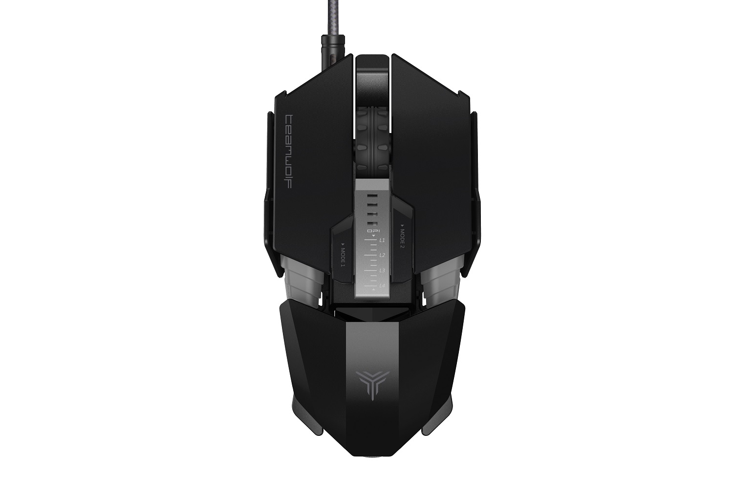 TEAMWOLF wired gaming mouse 956-1