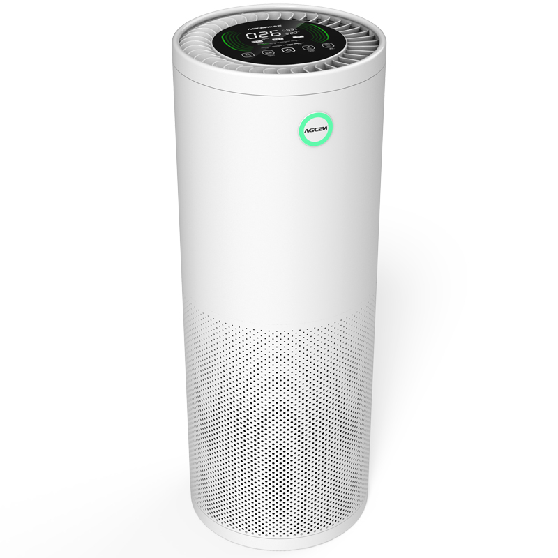Agcen air purifier air cleaner hepa filter with FCC T01
