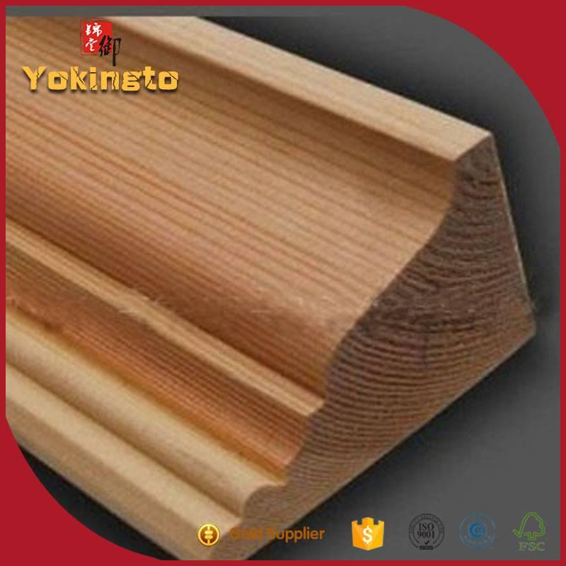 Chinese paulownia wood mouldings