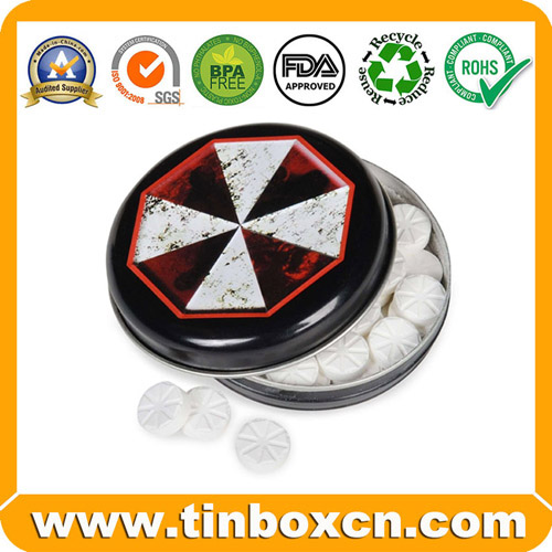 A variety of high quality tin boxes,tin cans,mint tin, candy tin