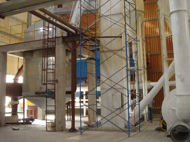 Natural Gypsum Powder Production Line