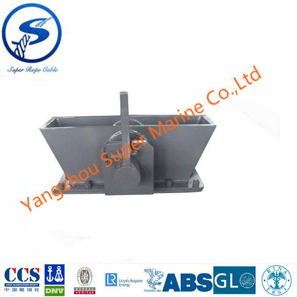 Marine Dog Type Cable Clenches Anchor Releaser,Marine Dog Type Cable Clenches JIS F2025-1992,Dog typ