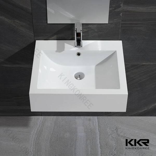 2016 new design sanitary ware bathroom wash basin