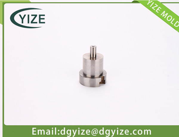 Buy high precision inserts with groove choose Dongguan Tool and die maker yize
