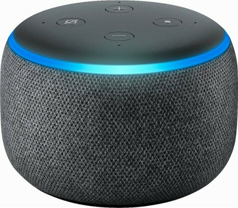 Amazon Echo Dot 3rd Generation w/ Alexa Voice Media Device
