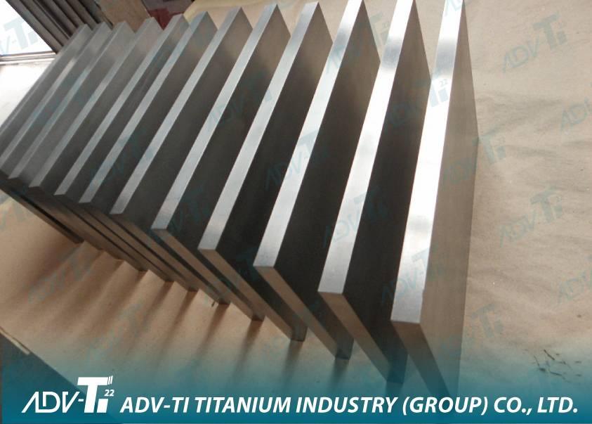 GR5 thick titanium plate
