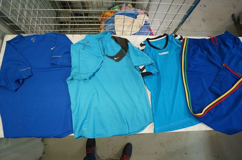 used men jersey sports wear used clothes sale high quality second hand clothing