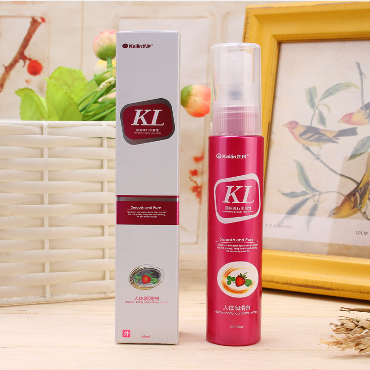 Kailin Water-Based Liquid Gel Lubricant