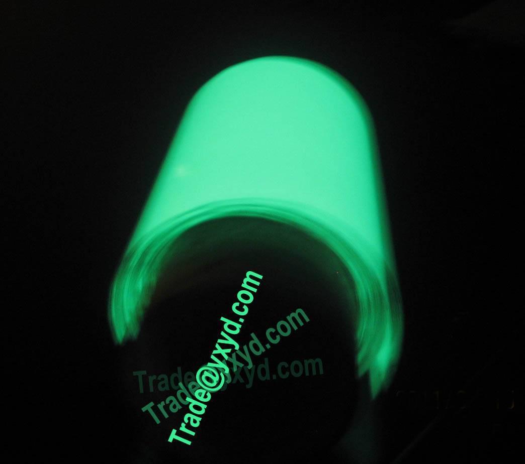 luminescent  film