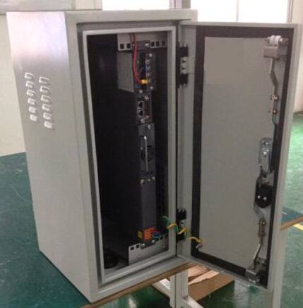 DDTE037 Outdoor Walled Mounted or Pole Mounted Power System Cabinet, Outdoor Telecom Cabinet
