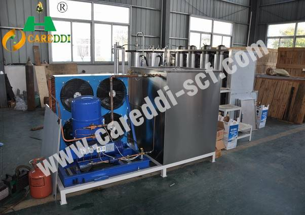 HA220-40-(24+24) L Supercritical co2 extraction machine