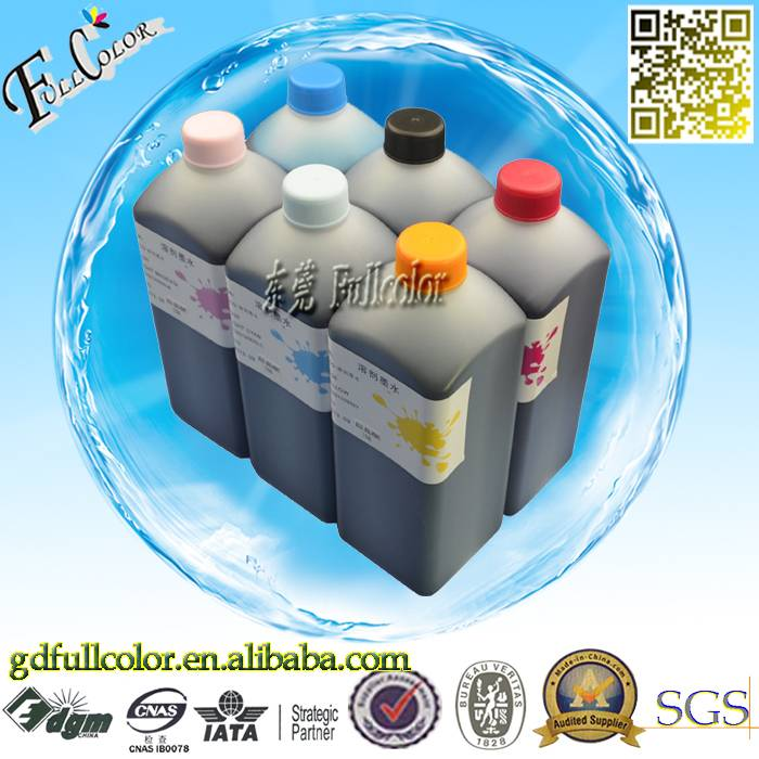 Water Based Eco Solvent Ink for Epson DX5 DX7 DX6 DX4 Head