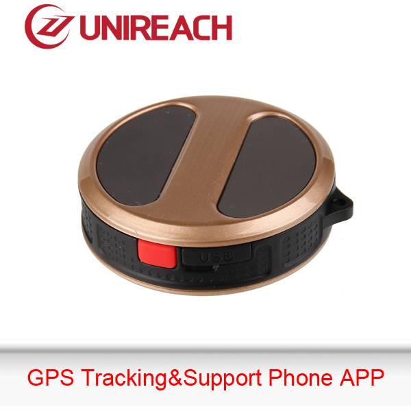 Smallest GPS Tracker for Children Old Man (MT80)
