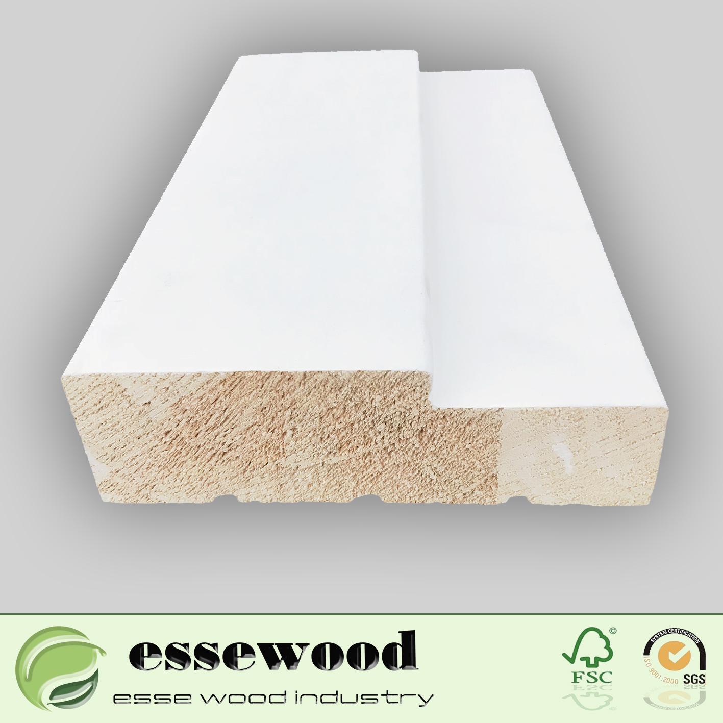 Finger Joint Wood Casing Door Jamb