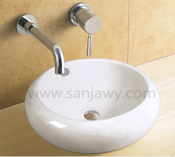 Vanity Quality Bathroom Counter Top Wash Basin art basin