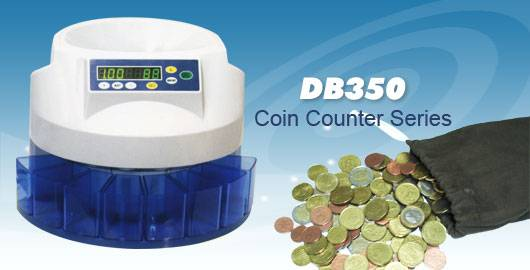 coin counter DB350