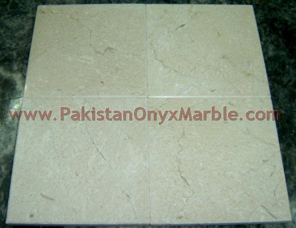 BOTTICINA CREAM MARBLE TILE COLLECTION