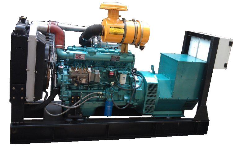 150kva diesel generator, max 165kva output R6105IZLD engine 6 cylinders