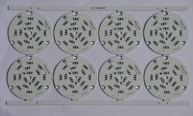 aluminum/metal pcb board manufacture with cheap price