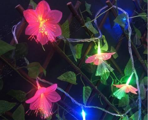 fiber string light    Festive & Party Supplies >> Christmas Decoration