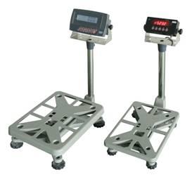 Die -casting platform scales