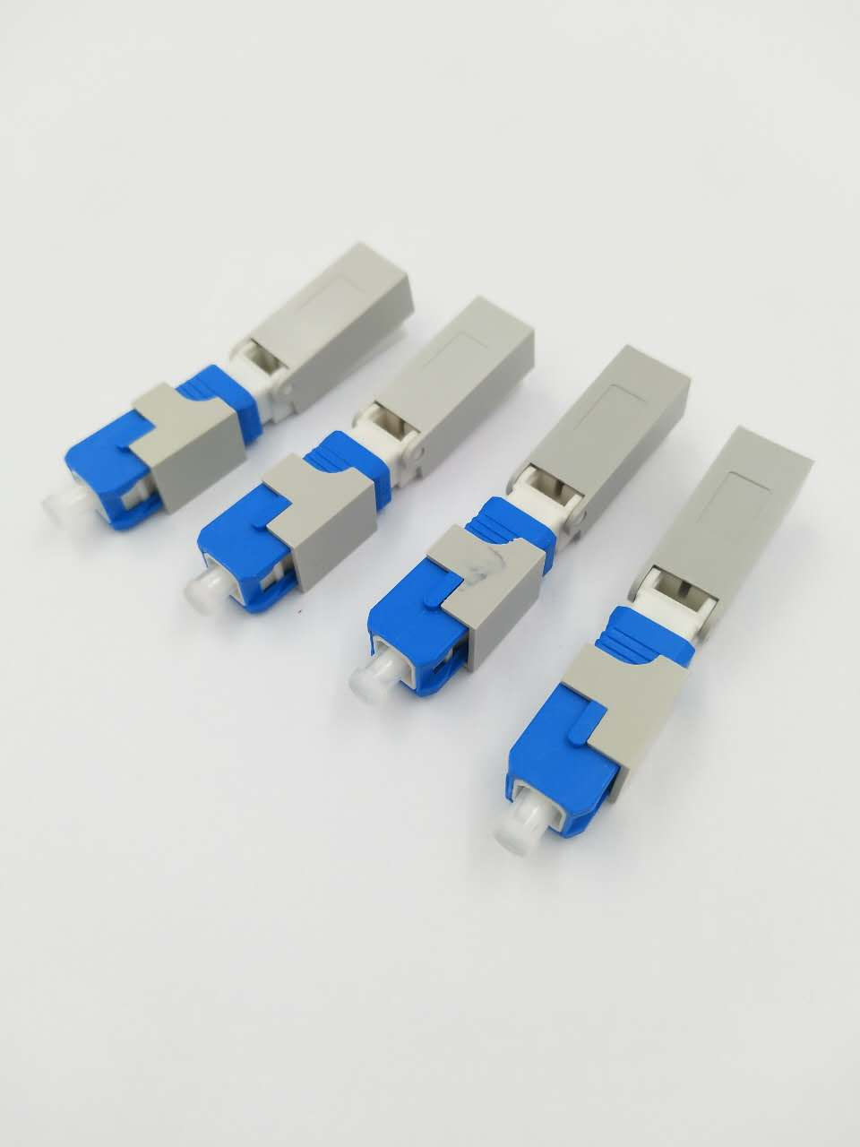 SC fiber optic fast connectors SC/UPC fast connectors