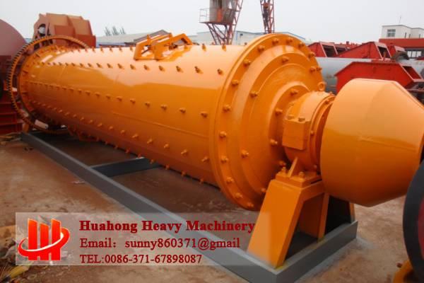 Rod mill mining equipment machine Made in China