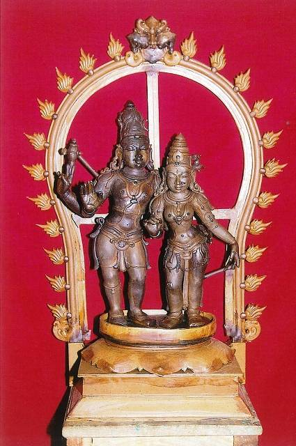 God Idols in Panchaloham