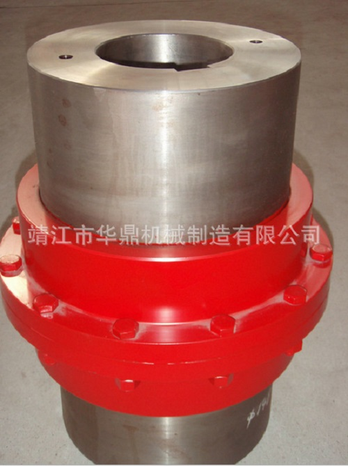 High Quality Elastic Drum Gear Coupling
