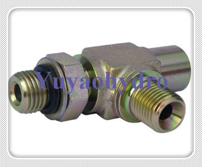 Elbow connector D6 MM d1 R18tap