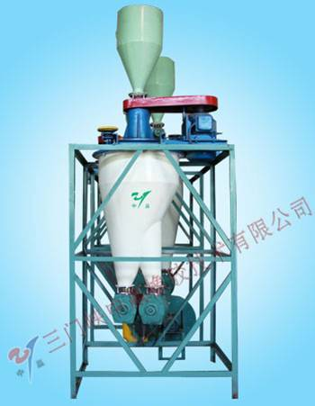 Separator Fiber from tire in tire recycling production line