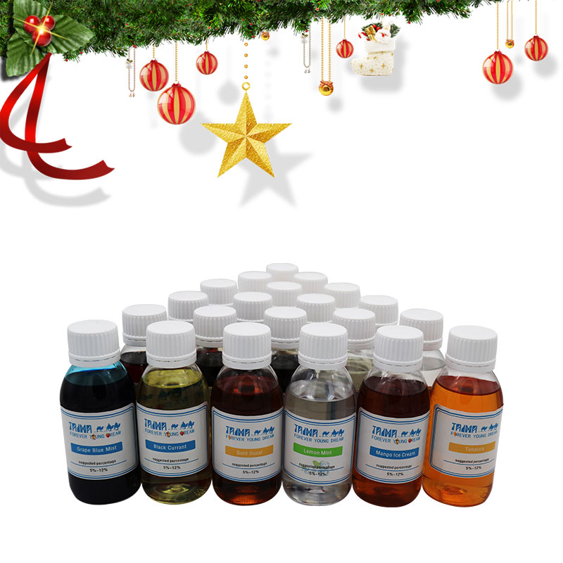high concentrate flavor liquid and usp grade pure nicotine