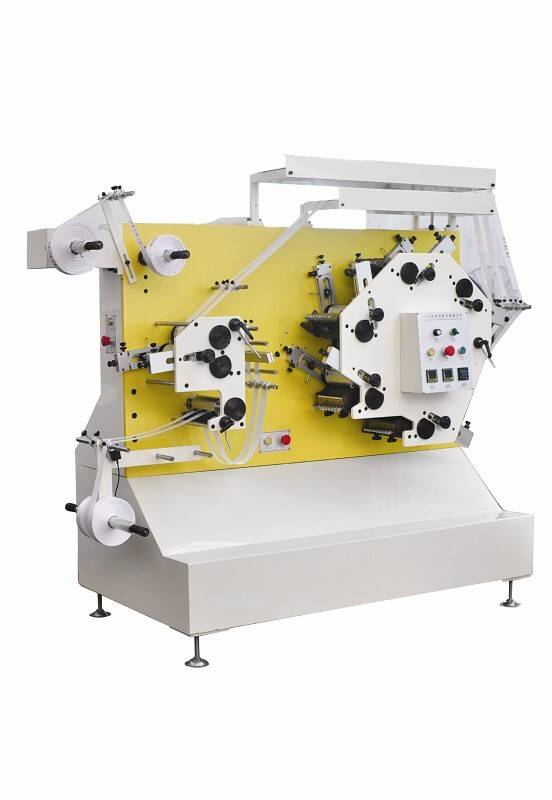 Flexo High-Speed Label Printing Machine (HY5001G)