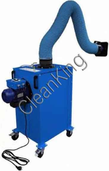 Moveable Welding & Cutting Fume Extractor