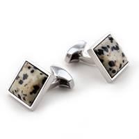 Stone cufflinks13.8-5